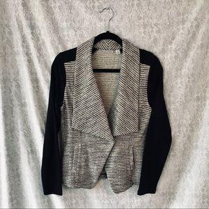 Halogen Sweater Blazer NWOT